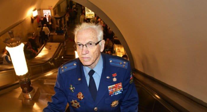 Валентин Петров: Человек-космос