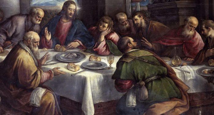 Предательство Иуды - это грех против своих