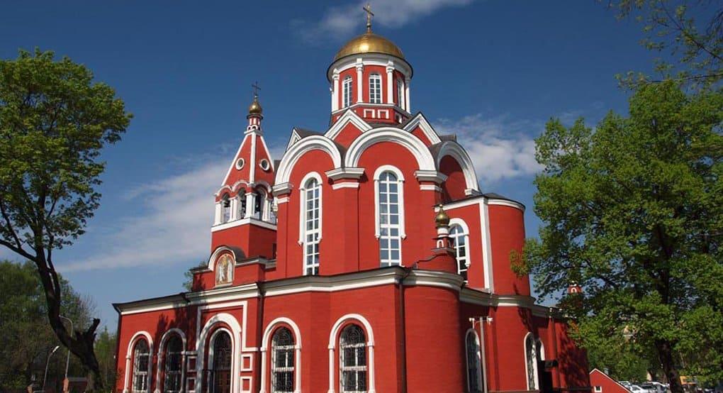 Церкви передали Благовещенский храм в Петровском парке Москвы