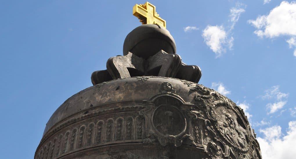 Известный звонарь восхищен выставкой колоколов в Москве