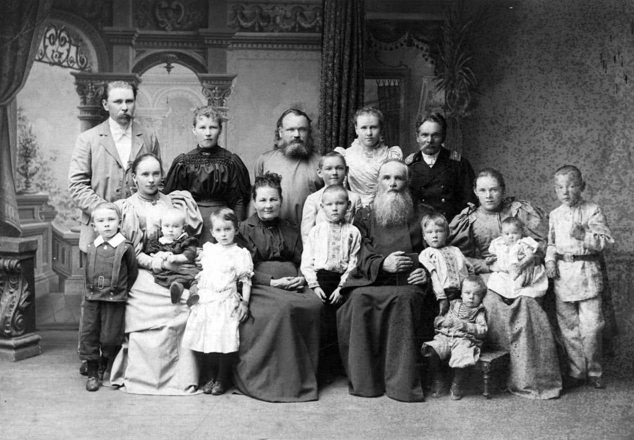 Какова ответственность перед предками-священниками?