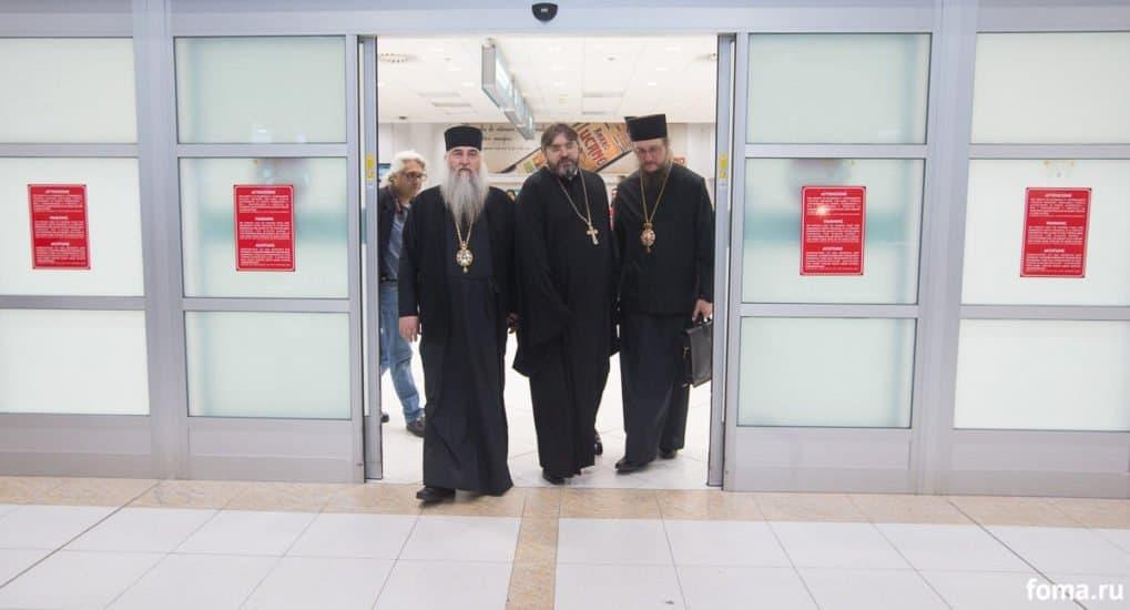 Делегация из России прибыла в Бари для участия в принесении мощей святителя Николая Чудотворца