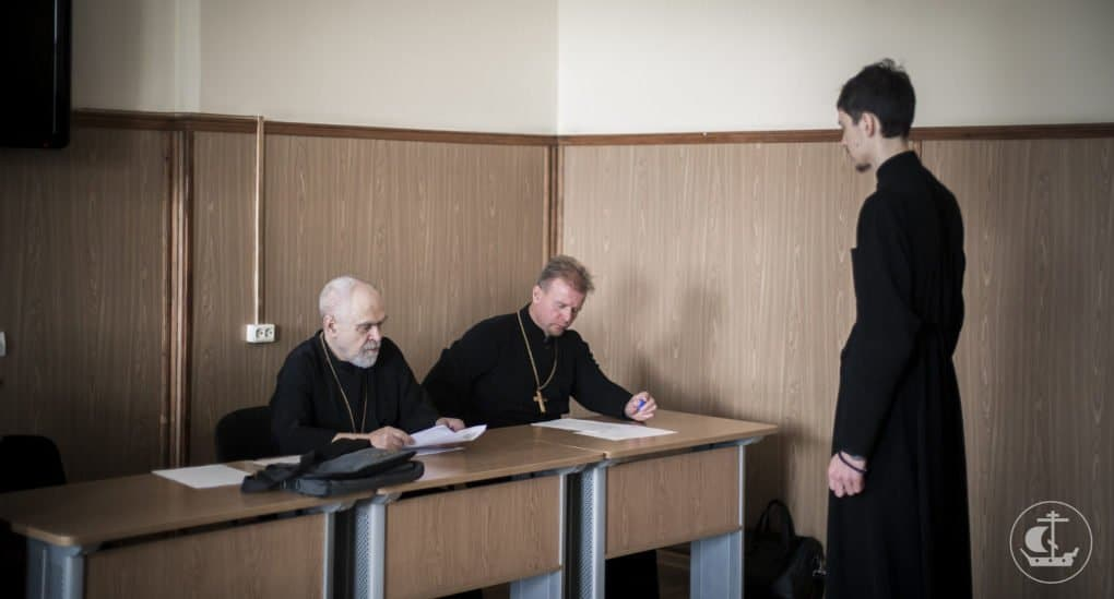 Как получить рекомендацию священника для семинарии?