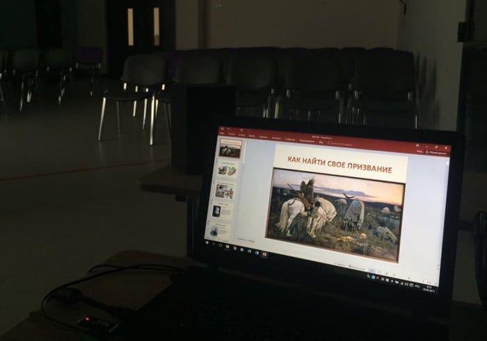 Холдинг «Новард» и радио «Вера» провели урок в столичной школе №1788