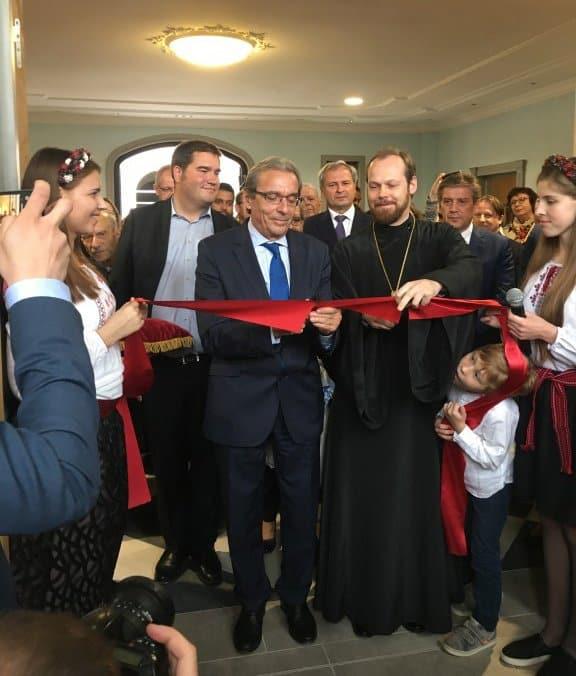 Русский духовно-культурный центр открыли в Страсбурге