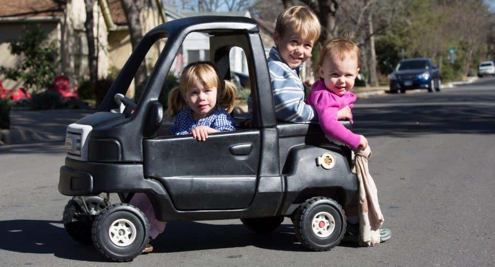 Путешествие с детьми: как не сойти с ума в машине