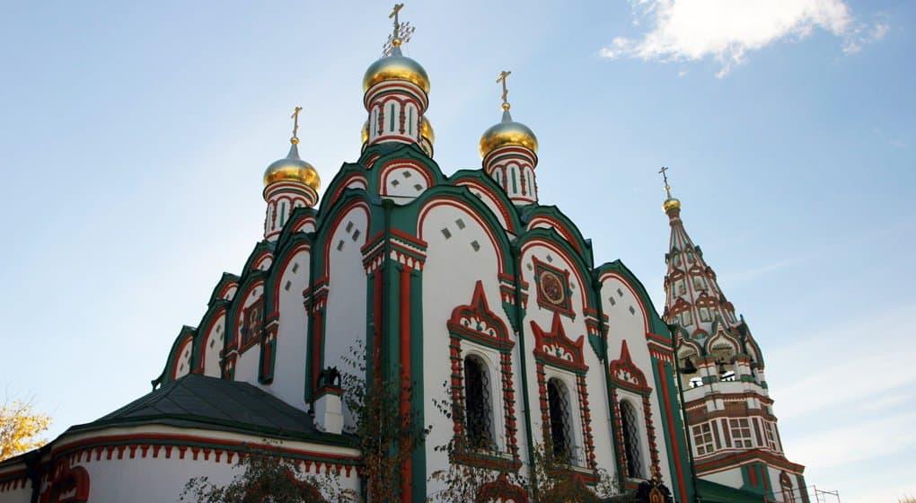 Храм Николая Чудотворца в Хамовниках передали Церкви