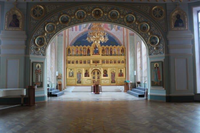 Благотворительный концерт в поддержку храмов мученицы Аллы Готской и священномученика Сергия (Шеина)