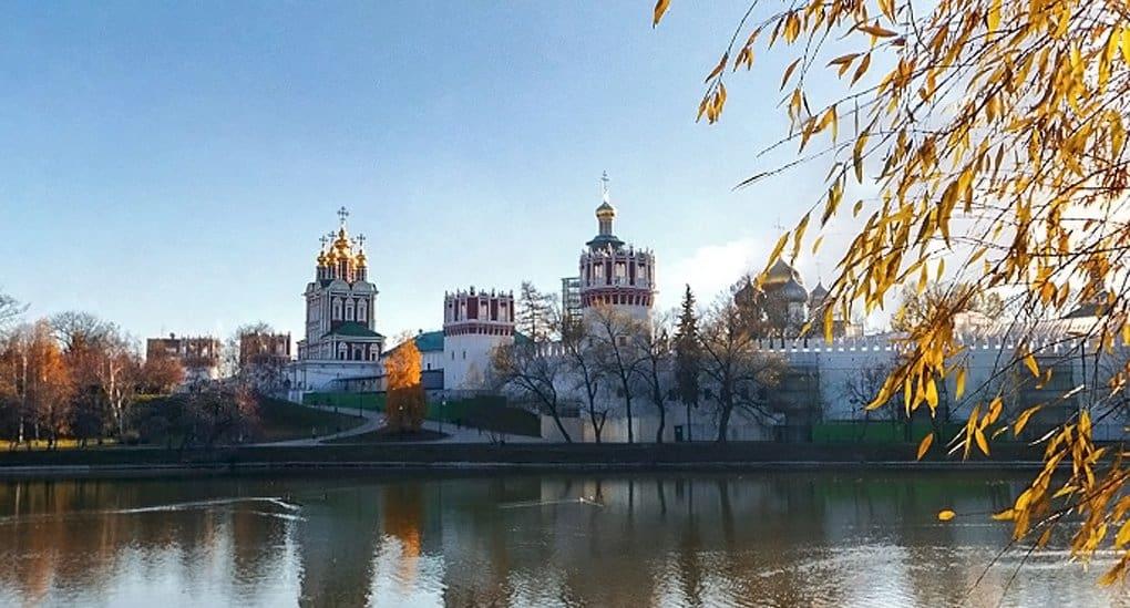 В России торжественно отметят 500-летие Новодевичьего монастыря