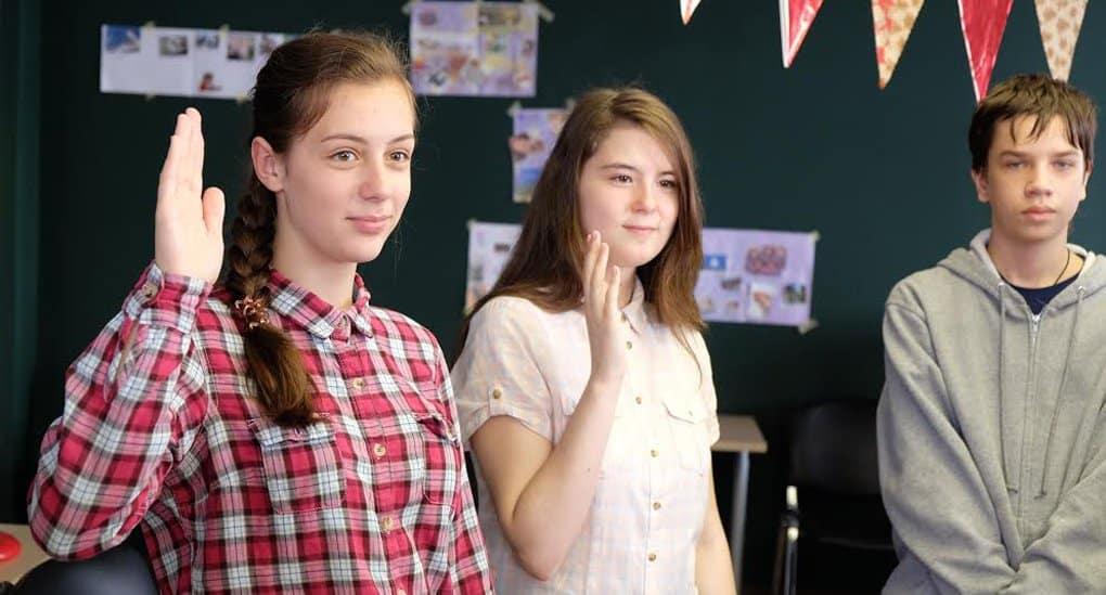 Школьникам рассказали о том, что общего у человека с Богом