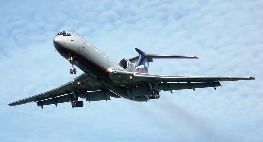Причиной крушения Ту-154 над Черным морем назвали ошибку пилота