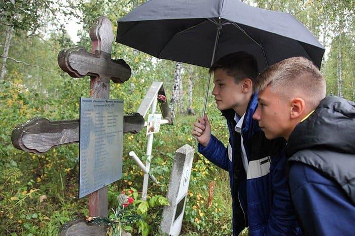 Православные Челябинска спасают мемориал «Золотая гора»