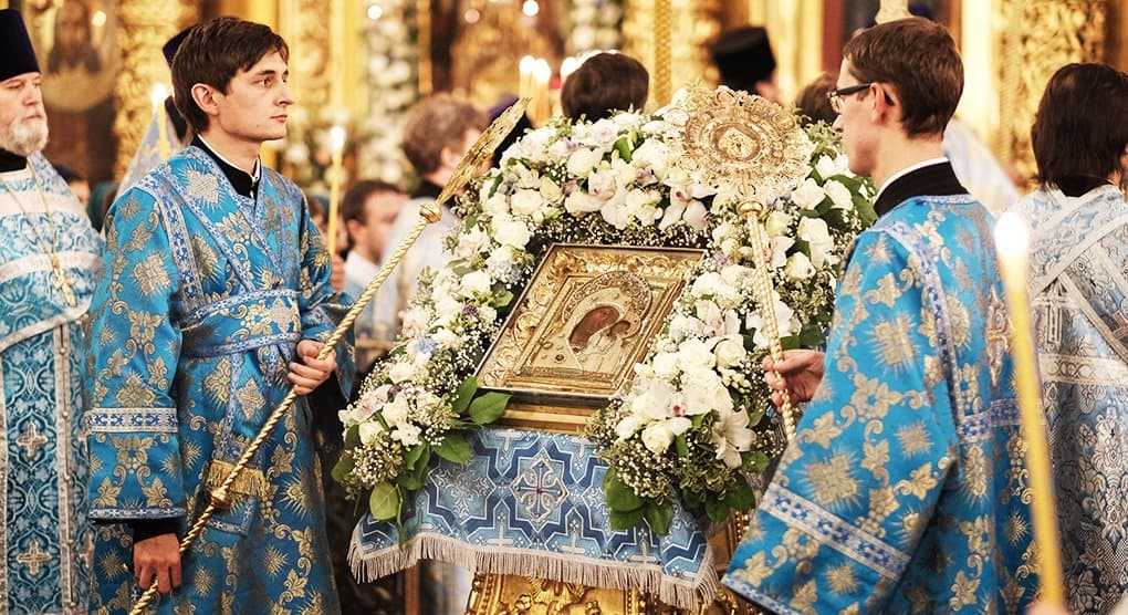 В праздник Казанской иконы Богородицы Патриарх возглавит Литургию в Шамордине
