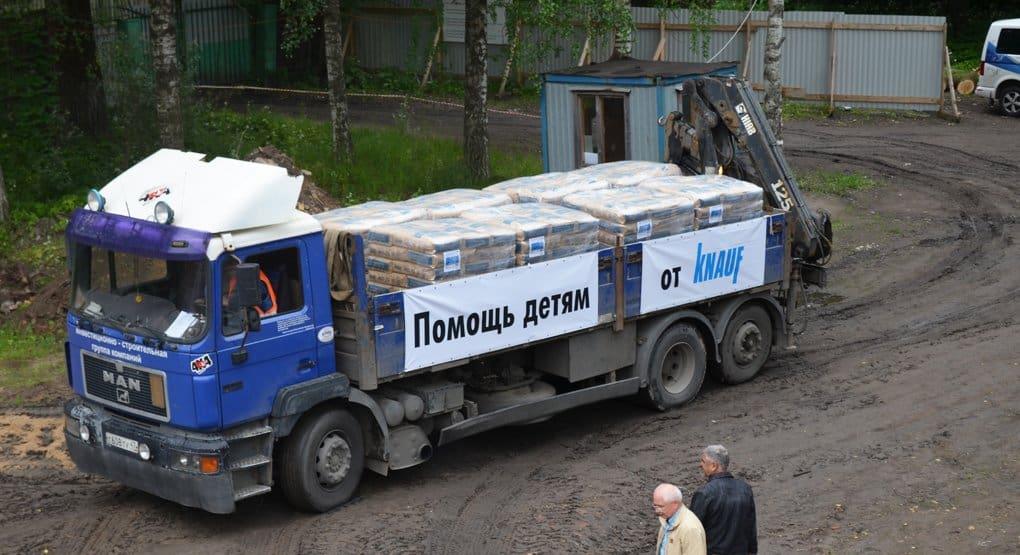 Детский хоспис Петербурга строит новый стационар в Павловске