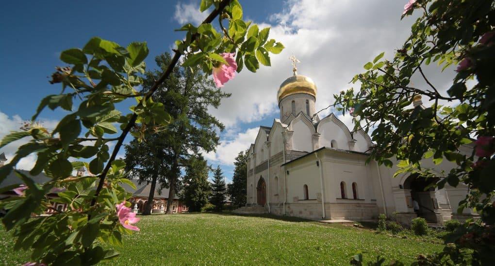Саввино-Сторожевский монастырь 3D