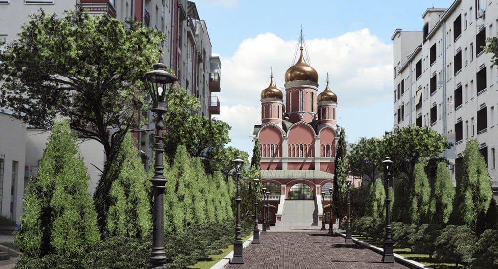 Русско-сербский храм в честь Царской семьи начинают строить в Республике Сербской