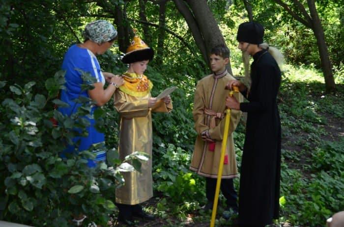 «Радуга» талантов в честь святого патриарха Тихона