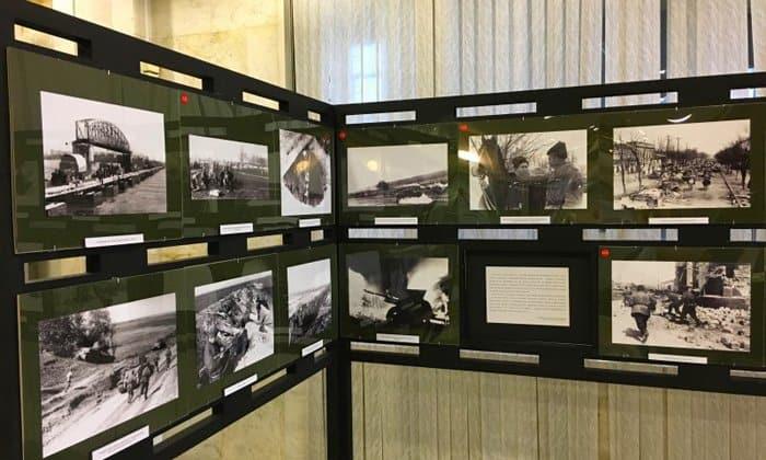 Военные фото с дополненной реальностью покажут в Музее Победы