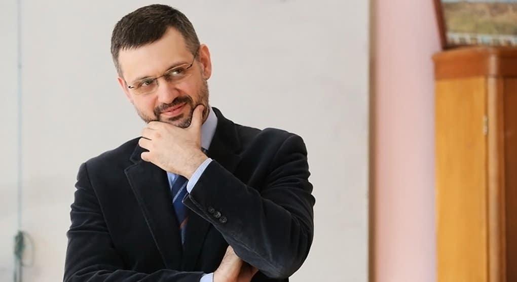 Владимира Легойду поздравил секретарь Общественной палаты России Валерий Фадеев