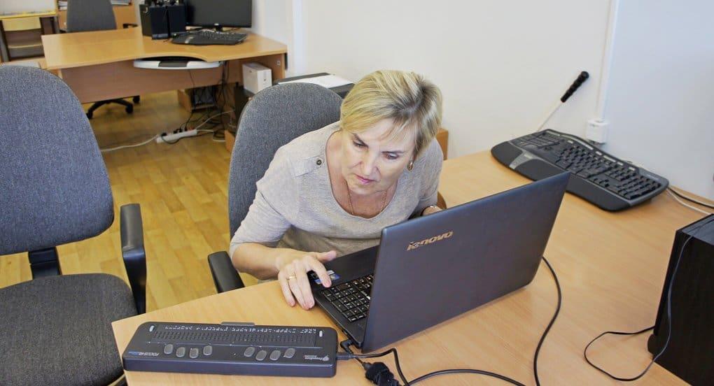 Четвертый в России обучающий Центр для слепоглухих открылся в Тюмени
