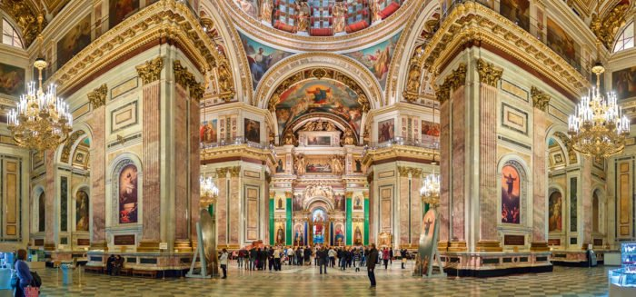 Исаакиевский собор. Что нужно знать об одном из самых известных храмов России