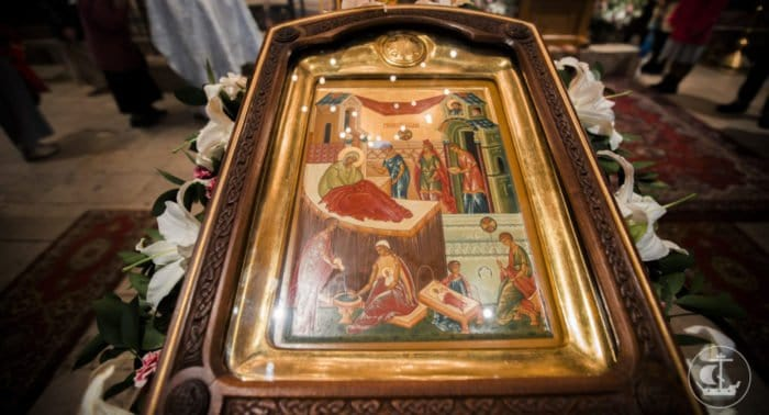 Акафист Рождеству Пресвятой Богородицы