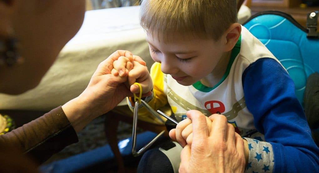 Дети с аутизмом на Украине теперь могут молиться своему святому покровителю