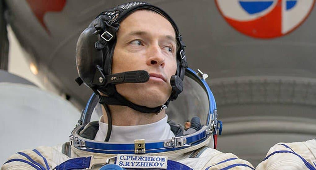 В космосе на диктофоне слушал Литургию, - космонавт Сергей Рыжиков