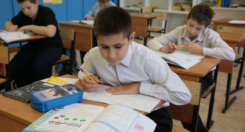 Российские школьники напишут летопись своих классов