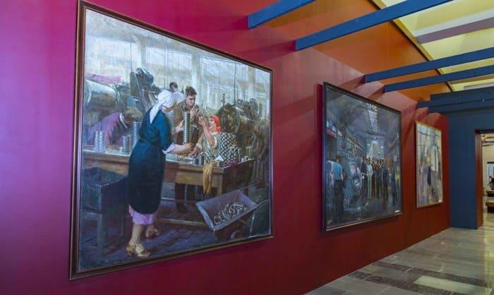 7 музеев объединятся на выставке искусства о Великой Отечественной войне