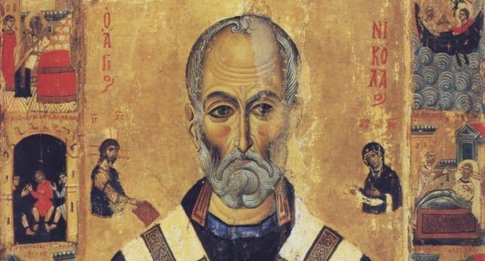Почему святитель Николай ударил богохульника? Где его кротость?