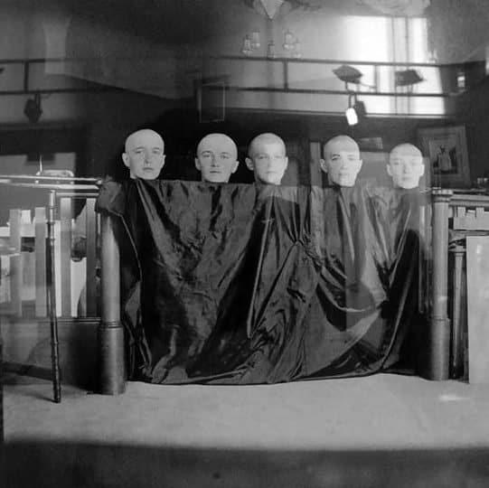 История двух необычных фотографий царских детей