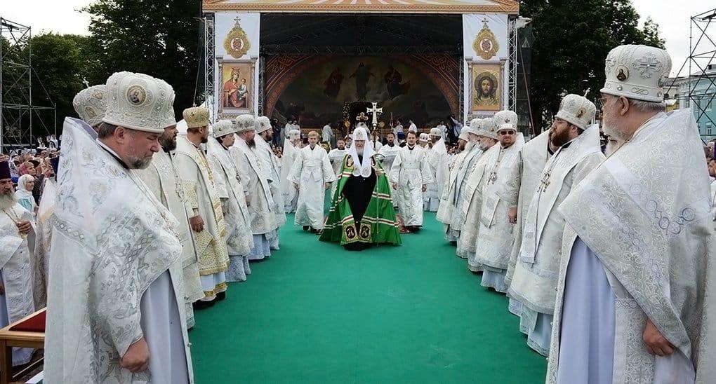 Патриарх призвал епископов нести служение так, чтобы «народ не потерял веры»