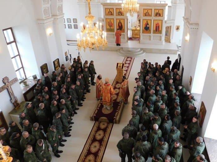 В Гюмри отпраздновали 180-летие русского храма царицы Александры
