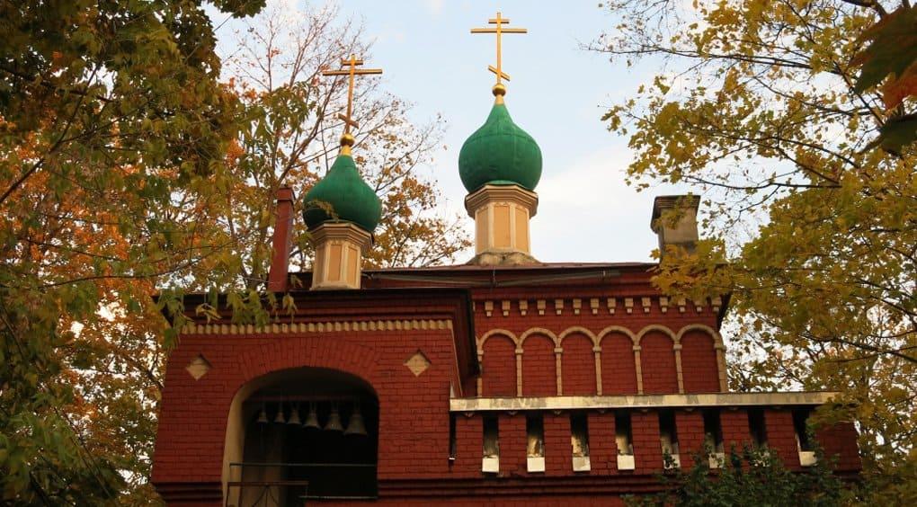 Столичный храм священномученика Симеона Персидского передали Церкви