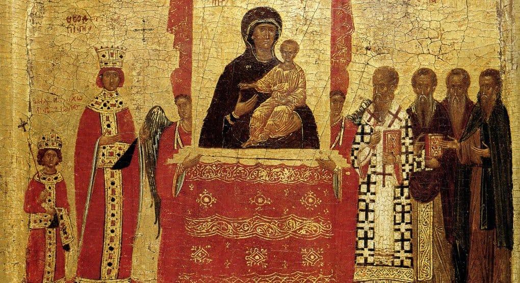 Церковь чтит память святых отцов VII Вселенского Собора