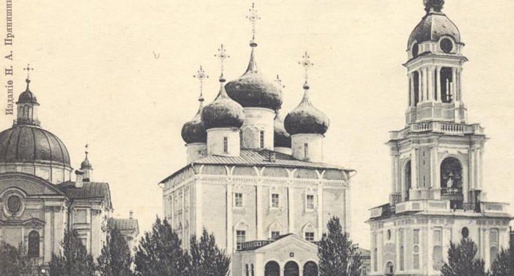 Главный собор Твери, взорванный 82 года назад, восстановят к концу 2018-го