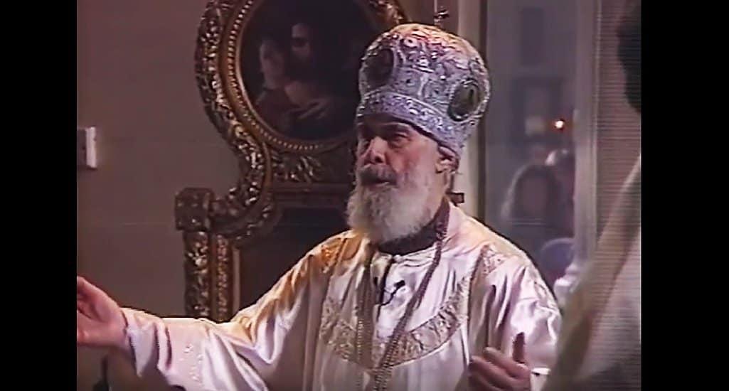 Сурожская епархия публикует уникальные видео о своей истории