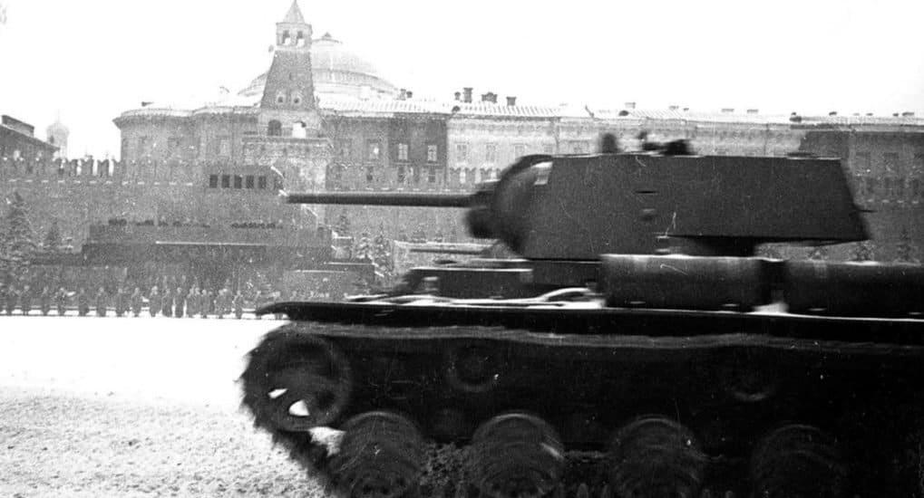Девять фактов о параде 7 ноября 1941 года
