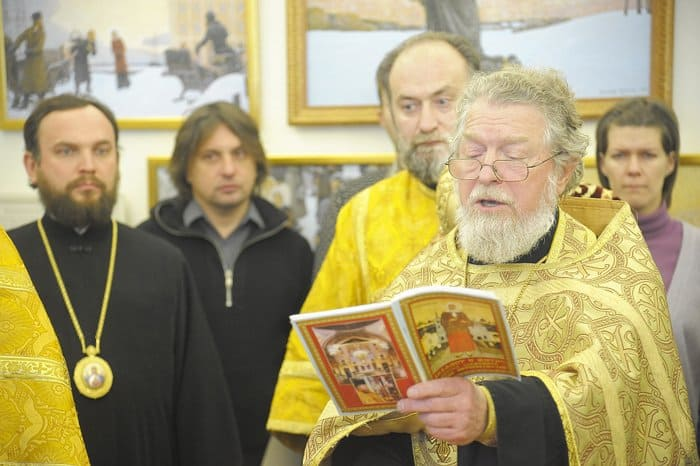 Музей блаженной Ксении открыли в Петербурге