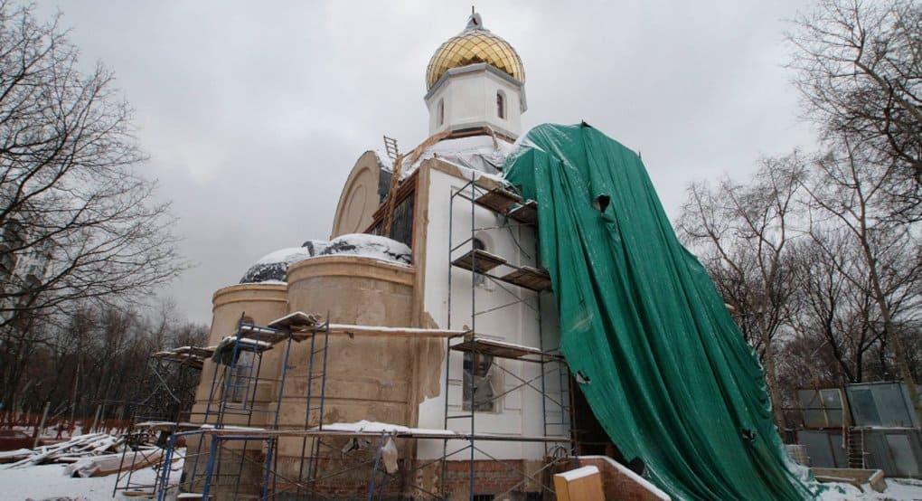 Юг Москвы полностью обеспечат храмами шаговой доступности
