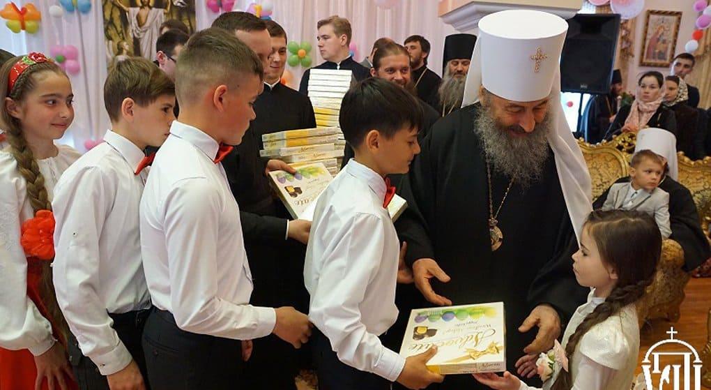 Украинская Церковь станет наставницей для детей-сирот