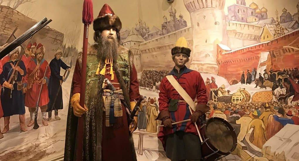 Музей Московских стрельцов открылся в столице