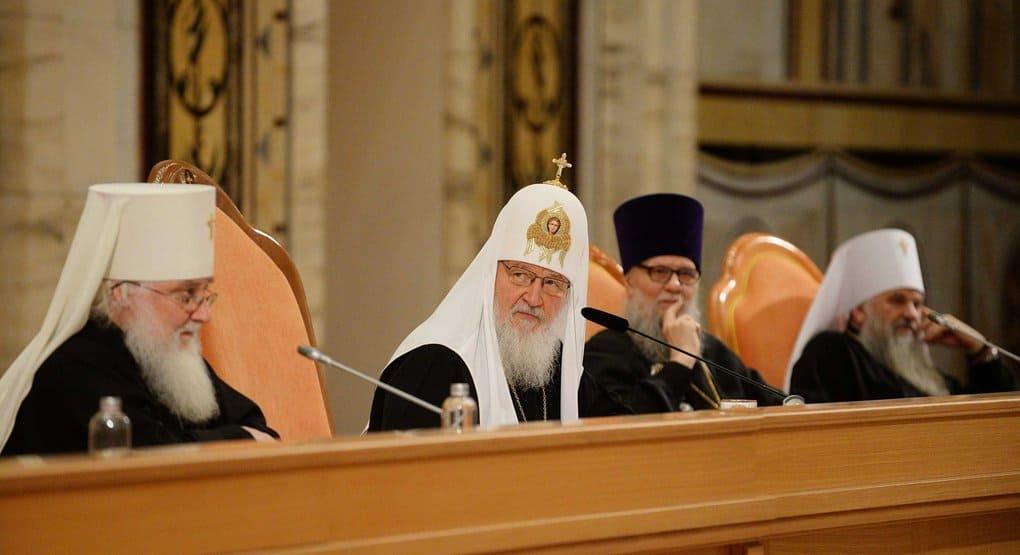 Церковный бюджет находится под строжайшим контролем, - патриарх Кирилл