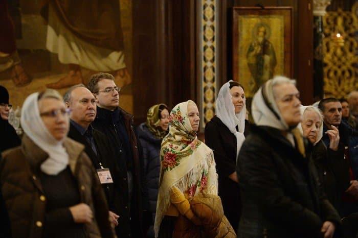 В день памяти Николая Чудотворца патриарх Кирилл помолился о заключенных