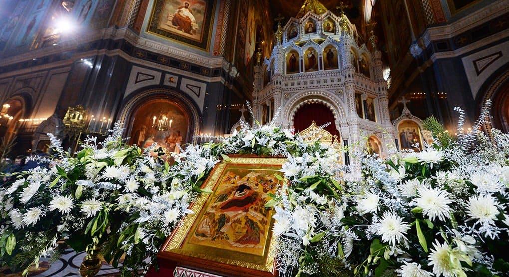 Рождество Христово отметили 72% россиян