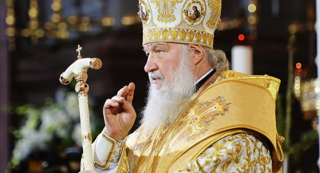 Сколько раз причащается Патриарх Кирилл?