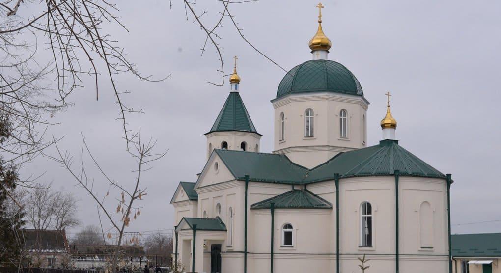 В Северной Осетии возвели храм на месте разрушенного в 1930-ые годы