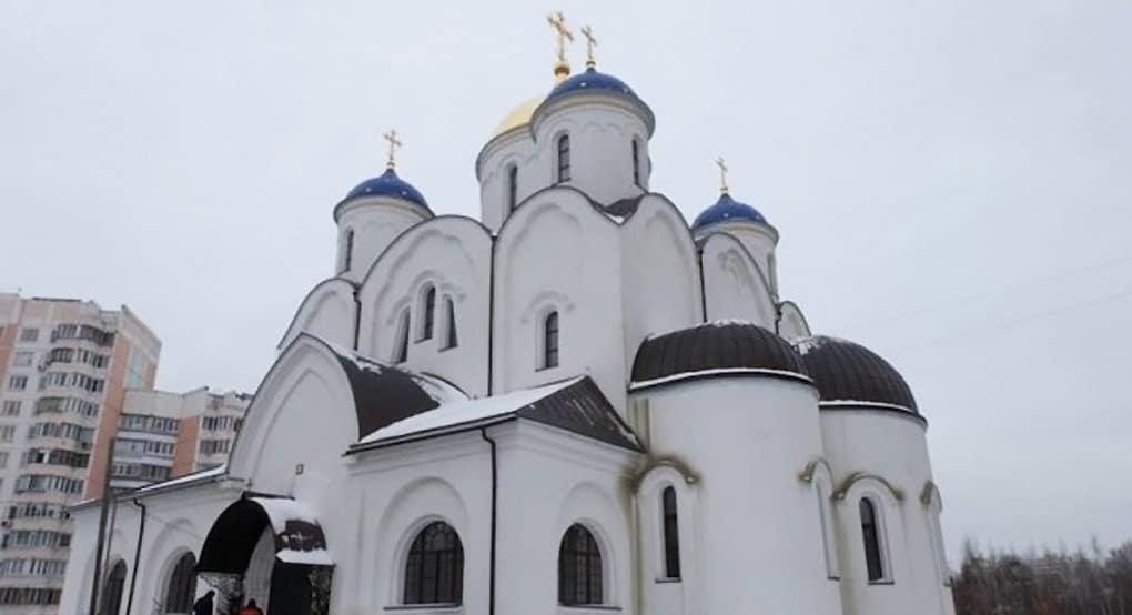 Один из красивейших храмов Москвы откроется летом 2018-го в Южном Бутове