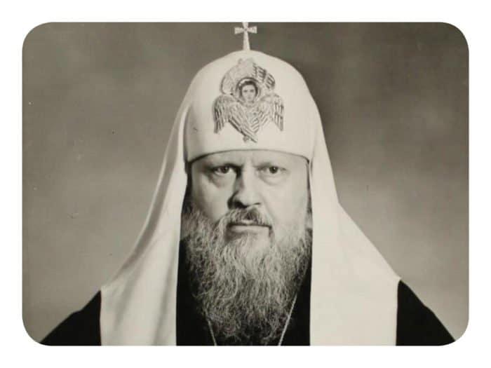 Избрание Патриарха Пимена